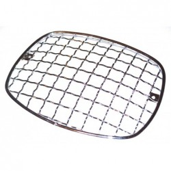 DL-type headlight grid.
