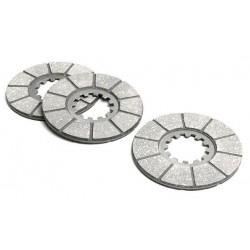 Clutch discs Lambretta A,...
