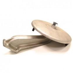 Aluminium wheel holder for...