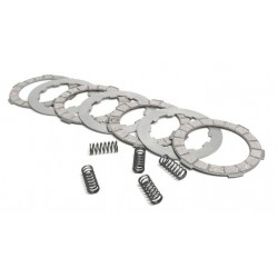 Complete clutch kit with...