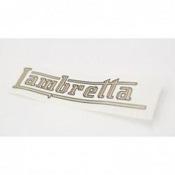 Lambretta C, D, E, F Tank...