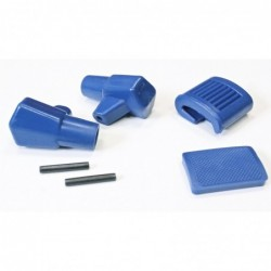 Blue rubber kit Lambretta...