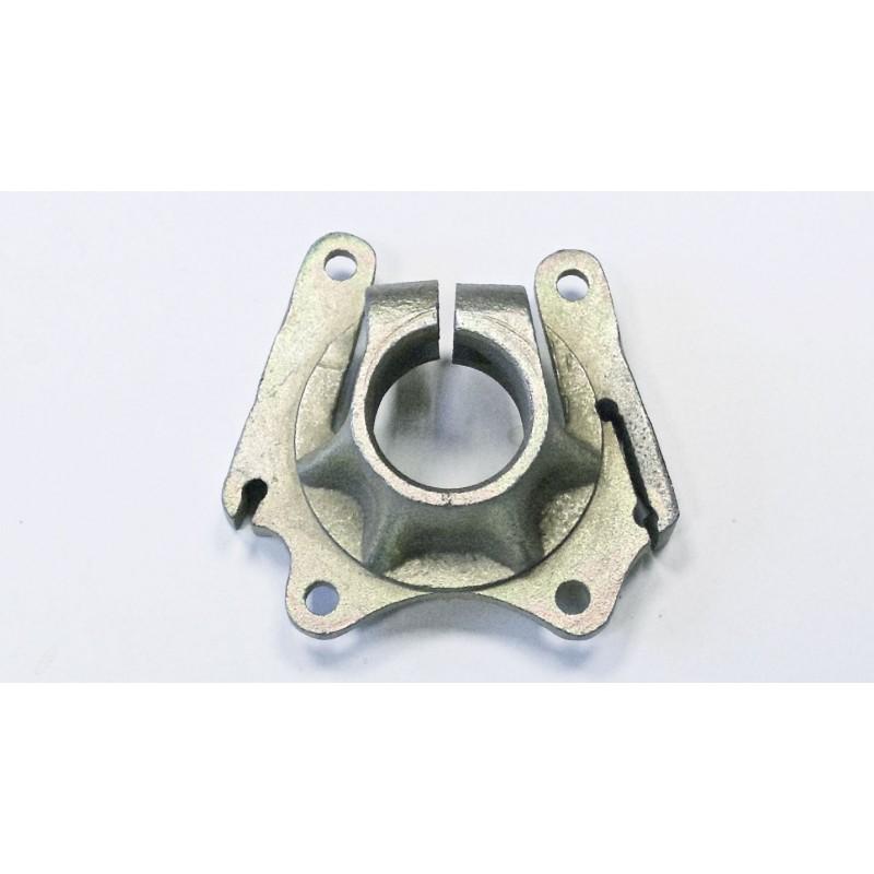 Collier de serrage pour durite de carburateur .