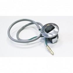 Protection pédale de frein 40 mm extérieur.