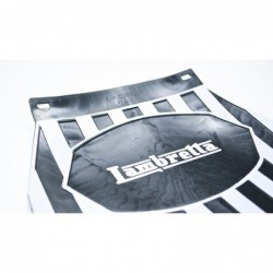 "Bavette Lambretta"" noire,..."