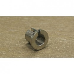 Clutch sheath stop with...