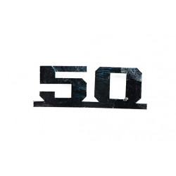 Monogram for J 50