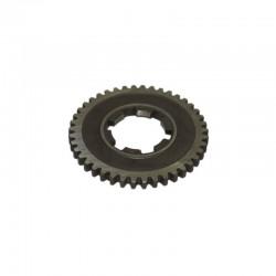Bague bronze pour pied de bielle axe de 16 ext 18 mm.