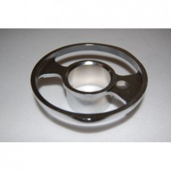 Chrome ring of direction