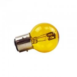 Front bulb 3 ergots 6 V...