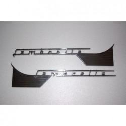 Lambretta wing monogram...