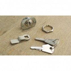 Adaptable lock for...