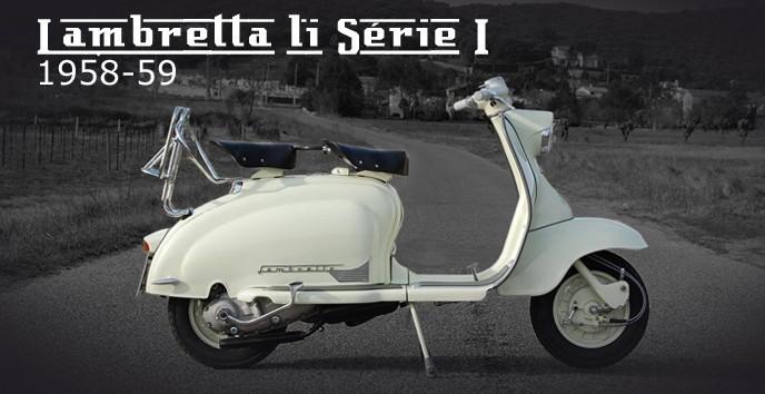 LI Serie I 125/150/175 TV