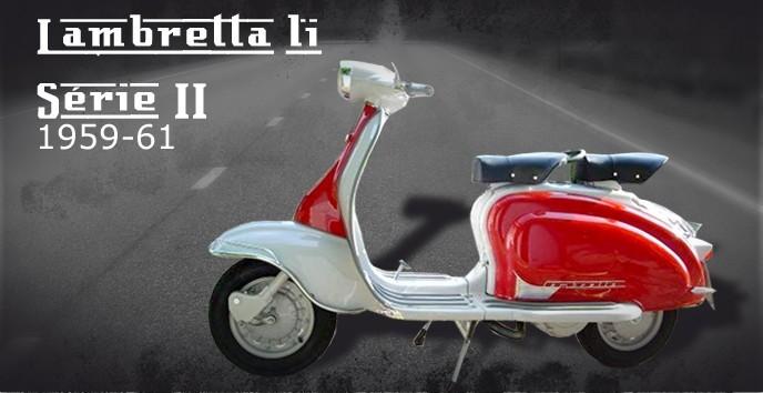 LI Serie II 125/150/175 TV